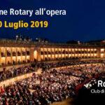 """XIX edizione del """"Il Rotary all'opera"""""""
