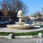 Luglio 2011 Restauro della fontana della Stazione