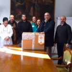 Gennaio 2012 Donazione all'Ircer
