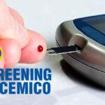 Giornate per la prevenzione Screening sulla glicemia