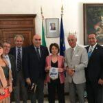 Visita Governatore Filonzi