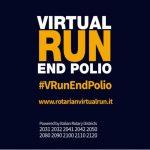 VIRTUAL RUN END POLIO 2020